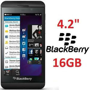 "NEW BLACKBERRY Z10 SMARTPHONE 16GB BLACK - 4.2"" DISPLAY - SMART PHONE - CELL PHONE - CELLPHONE - ELECTRONICS 105456659"