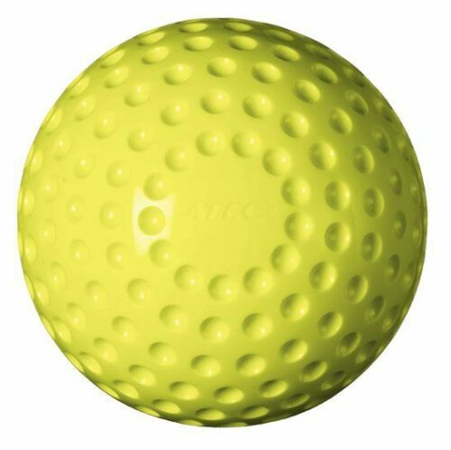 ATEC Tuffy Supersoft Optic Yellow Dimpled Baseballs WTAT0390 - 1 DOZEN BALLS