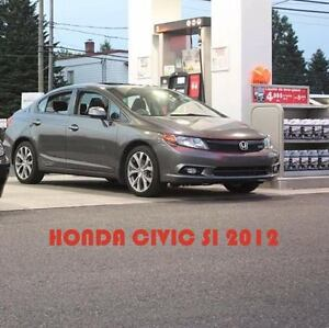 2012 Honda Civic SI Berline