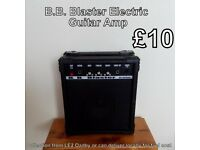 B.B Blaster Electric Guitar Amp