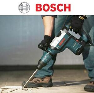 NEW BOSCH 14.5A DEMOLITION HAMMER DH712VC 179708036 SDS-MAX POWER TOOL
