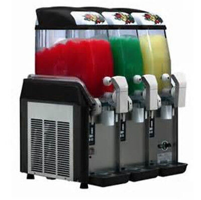 Elmeco Fcm-3 Millennium Frozen Beverage Granita Slush Machine-- Chilla Beverages