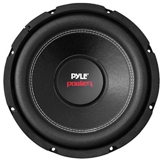Dual Sub Woofer 1000 Watt Car 4 Ohm 10-Inch Bass Audio Speak