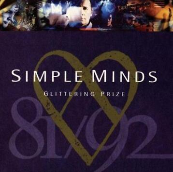 Film Simple Minds - Glittering Prize '81-'92 op CD