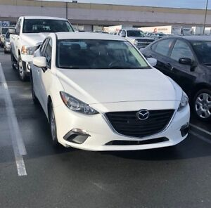 2015 Mazda Mazda3 SKYactive Manual, Low Kms, Clean title