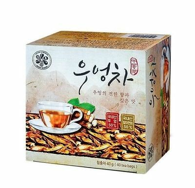korean burdock tea 40g 1g x 40