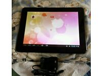 "Denver 9.7 "" android tablet 8gb 4.1.1 wifi dual cam"