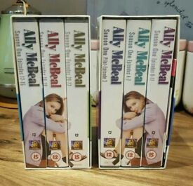 Box sets ally mcbeal
