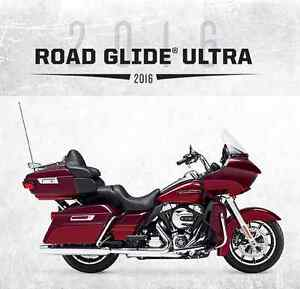 2016 Harley-Davidson Road Glide Ultra, $2500 off