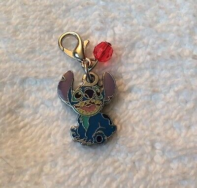 Disney Parks Charmed In The Park- Stitch Charm