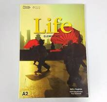 Life Elementary with DVD - Student's Book ( UNUSED CONDITION ) Melbourne CBD Melbourne City Preview