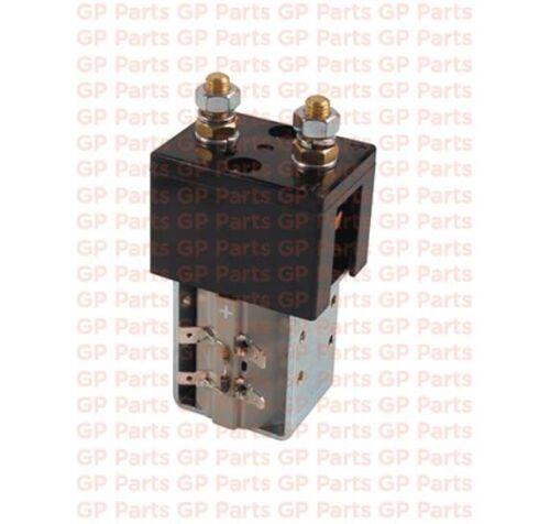 GENIE 74266, 24V CONTACTOR - LIFT PUMP 24V,180A, Z30/20N, Z34/22N, Z45/25DC