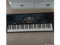 Need gone asap. Casio keyboard