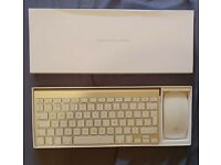 Genuine Apple Magic Keyboard & Magic Mouse