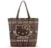 Hello Kitty Black Tote