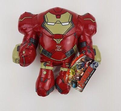 Marvel Avengers TALKING Iron Man HULKBUSTER SUIT 8