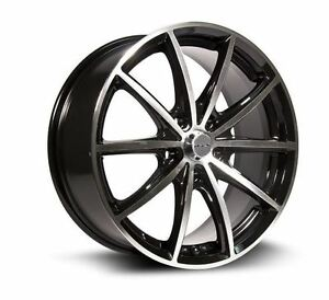 Roues (Mags) RTX  Forza 15 po. 5-100