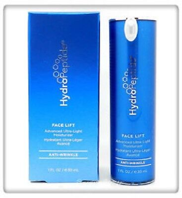 HydroPeptide Face Lift Advanced Ultra-Lift Moisturizer 1 fl. oz for sale  Shipping to India