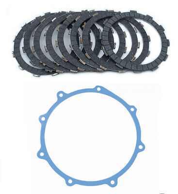 Clutch plates kits and Cover Gasket Goldwing GL1100 ()
