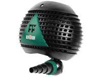 Bermuda 6500 pond pump & filter