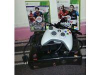 Arcade xbox 360 2 GAMES