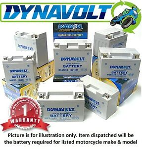 New Dynavolt Sealed ATV Quad Battery MGS7ZS (YTZ7S) Yamaha YFZ450 YFZ 450 R 11