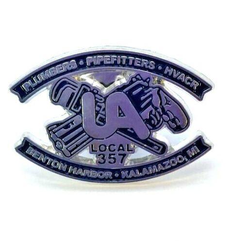 UA Lo. 357 Emblem