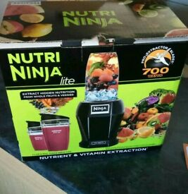 Nutri ninja brand new