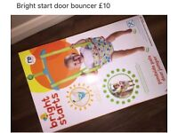 Door bouncer bright start