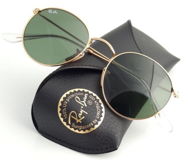 18852cb7b24 Sunglasses RAY-BAN ROUND METAL