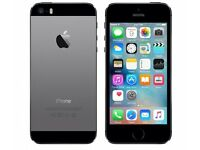 Apple i phone 5s - black