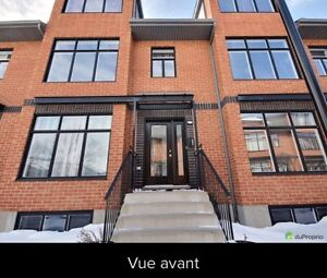 Townhouse in Dorval