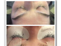 Eyelash Technician and Beautician
