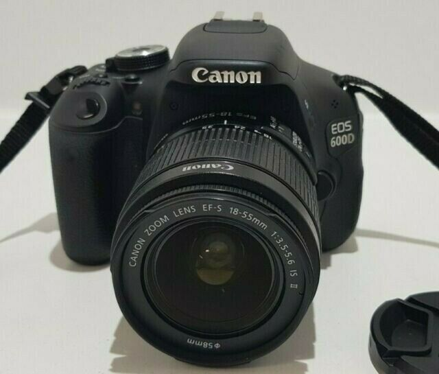 Canon 600D DSLR 18 0mp Digital Camera with Lens and Batteries | in  Dewsbury, West Yorkshire | Gumtree