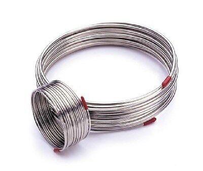 2m 304 Stainless Steel Flexible Hose Diameter 3mmtrachea Gas Liquid Tub