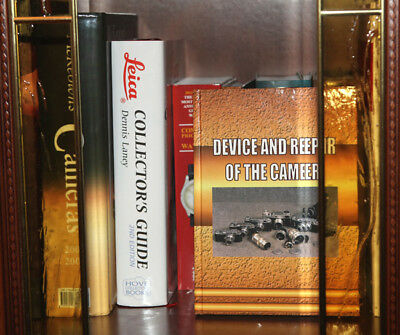BooK Repair FED ZORKI LUBITEL MOSCOW Jupiter Fotokor manual