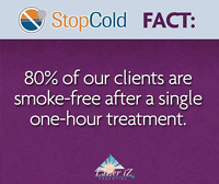 Quit smoking with laser therapy today!