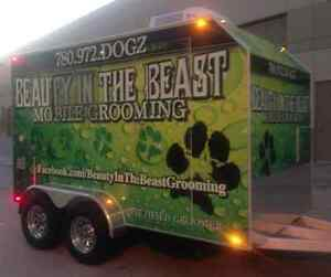 Beauty in the Beast Mobile Grooming