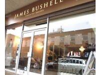 Free cut and blowdry at James Bushell hair Solihull!