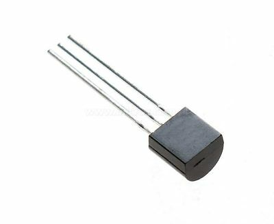 Lot Of 5 Voltage Regulator 3.3v 100ma To92 Lp2950 Lp2950ac3.3