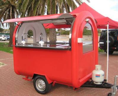 Catering Van - Mobile Food, Coffee Vans Brand New Full Price Far North Preview