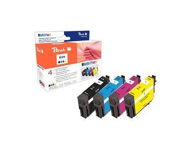 Peach 4er Pack PI200-478  für Epson Nr 29 T2986 T2981 T2982 T2983 T2984 E29 online kaufen