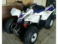 Suzuki ltz90 quad sport 4 stroke straight petrol