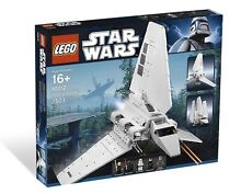 Rare Lego Star Wars 10212 Imperial Shuttle Set 10188 Killara Ku-ring-gai Area Preview