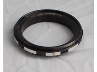 Jessops 52mm to C/Y lens reverse adapter boxed .... good condition.