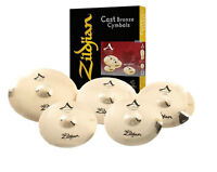 ZILDJIAN A20579-11 A CUSTOM BOX SET A Complete Set of A Customs!