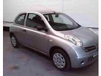 Nissan micra 3 door breaking parts