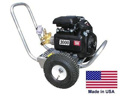 Pressure Washer Portable - Cold Water - 3 Gpm - 3000 Psi - 5 Hp Honda Eng Cati