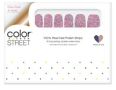 Party In Usa (Color Street Nail Polish Strips Party In The)