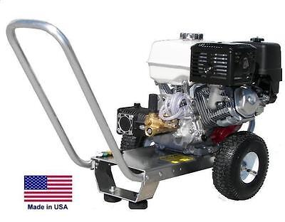 Pressure Washer Portable - Cold Water - 3 Gpm - 3200 Psi - 8.5 Hp Honda Eng Gp